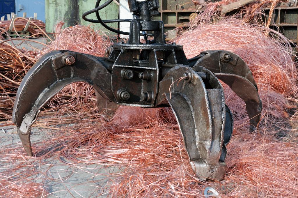 Kabelabfälle und Kabelschrott sind eine wertvolle Ressource – Kupferrecycling mit Südkupfer lohnt sich.