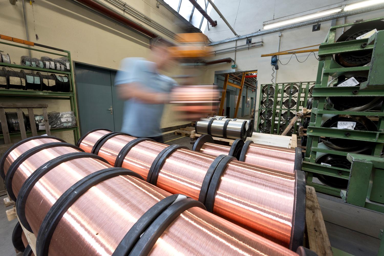 Warum die Risiken beim Kupferkauf tendenziell steigen